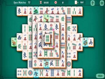 Mahjong Online Game