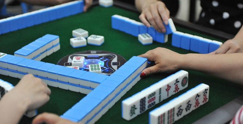 Mighty Mahjong Game