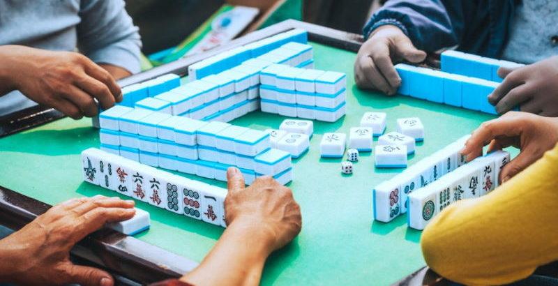 Mahjong Tile Reading